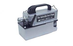 Osaka Jack Hydraulic Pump PBP Type Portable Battery Pump